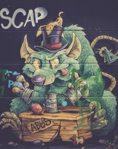 Graffiti - Nancy - Vincent-Zobler | Photographe à Nancy-4