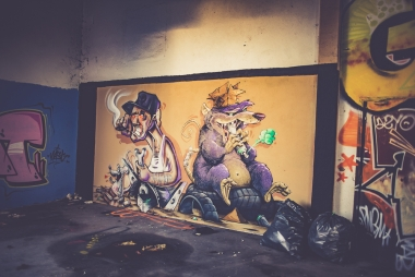 Graffiti - Nancy - Vincent-Zobler | Photographe à Nancy-7