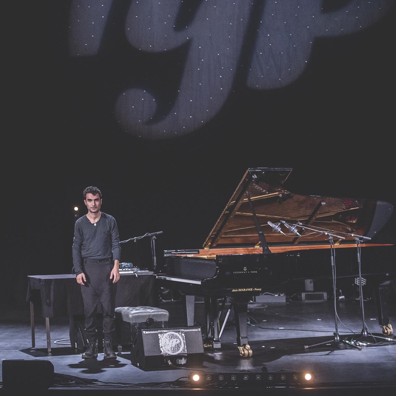 Tigran Hamasyan - Nancy Jazz Pulsations - Vincent Zobler
