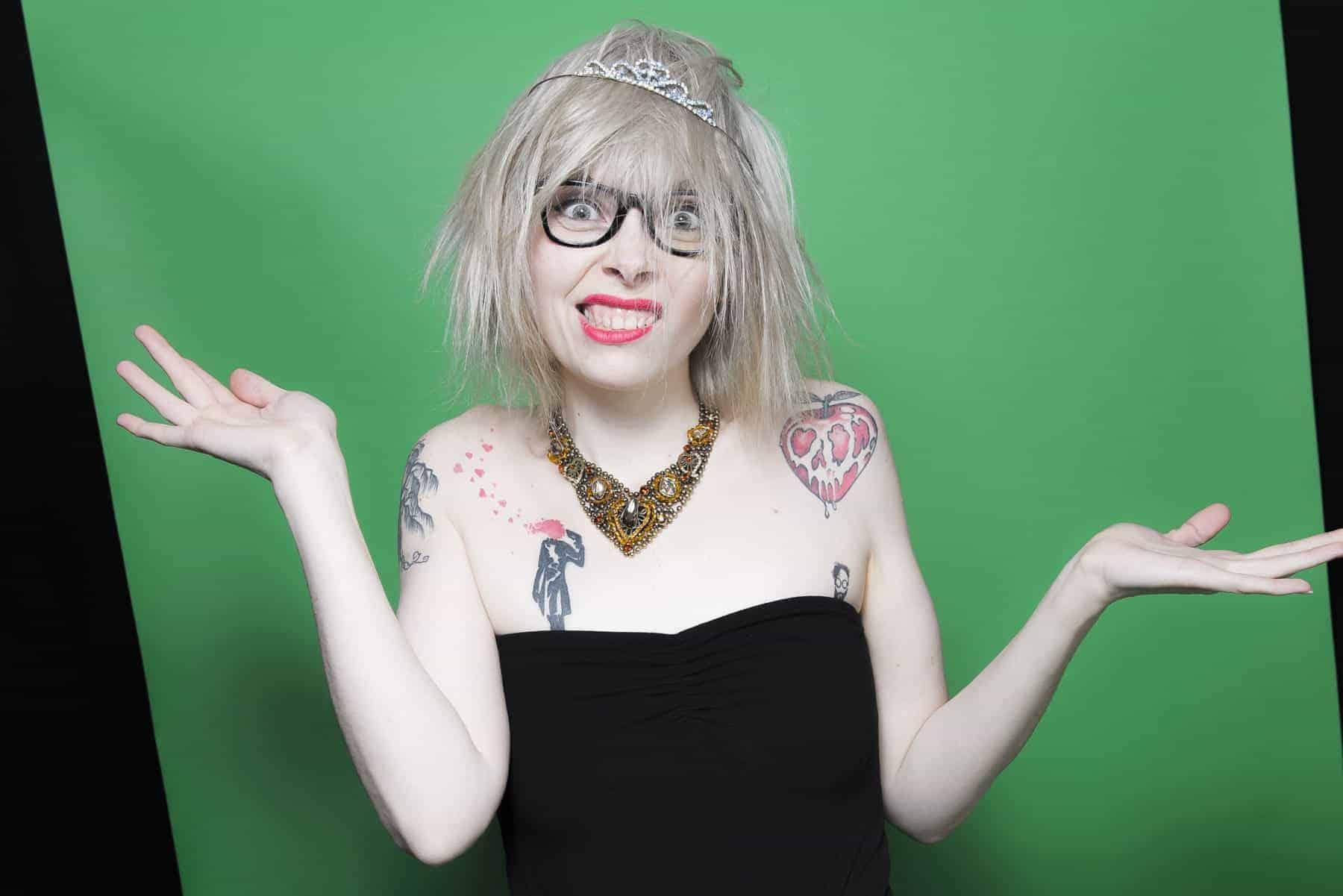 Portrait d'Allison