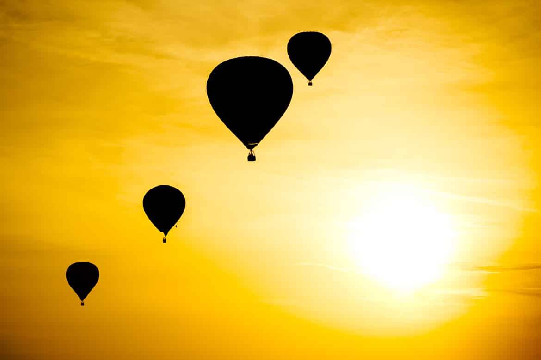 Hot air balloon Hot air ballooning