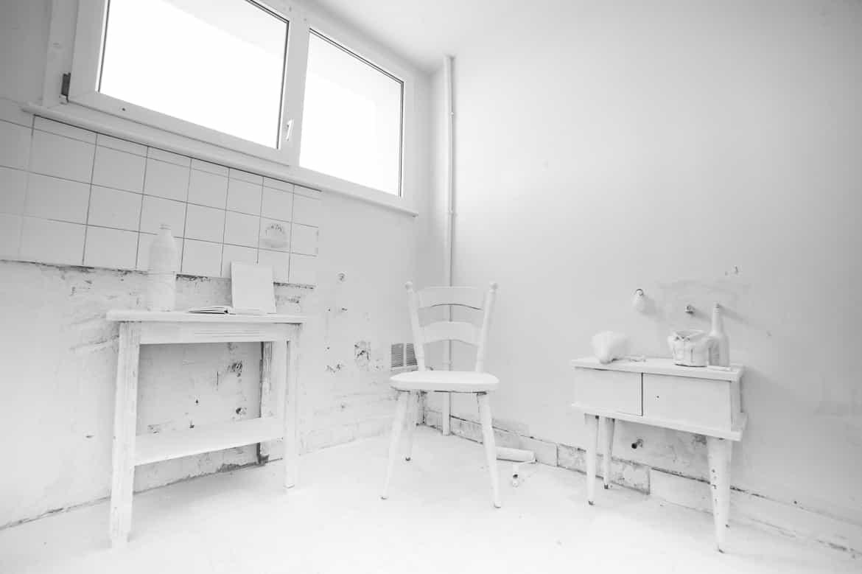 Shelf White