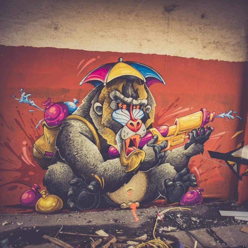 Graffiti à Nancy - Vincent-Zobler   Photographe à Nancy