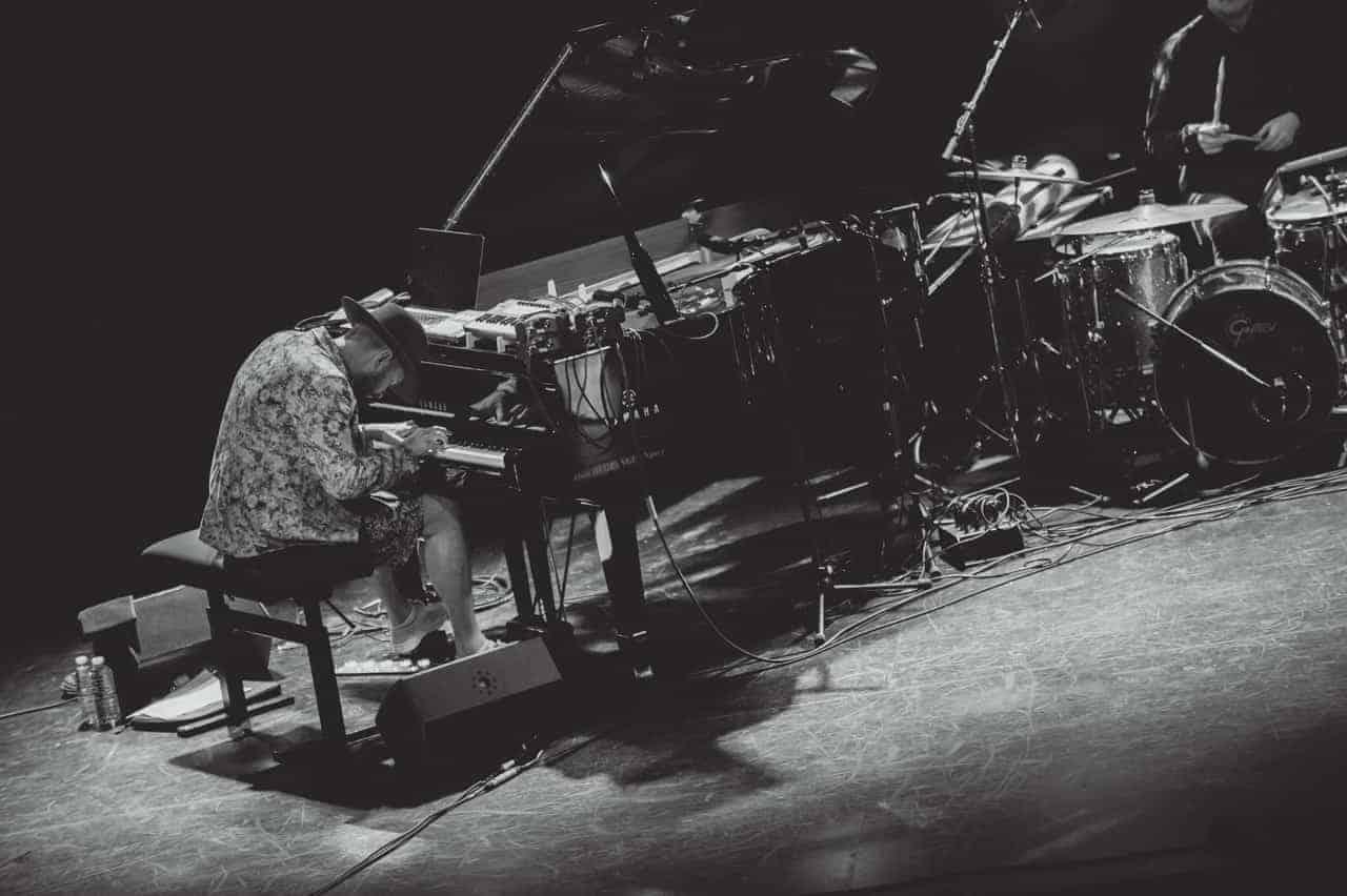 Aron Ottignon Trio : Festival NJP 2017