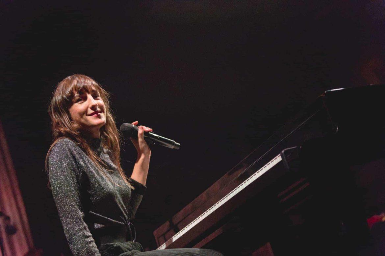 Juliette Armanet au festival Nancy Jazz Pulsation | Vincent Zobler