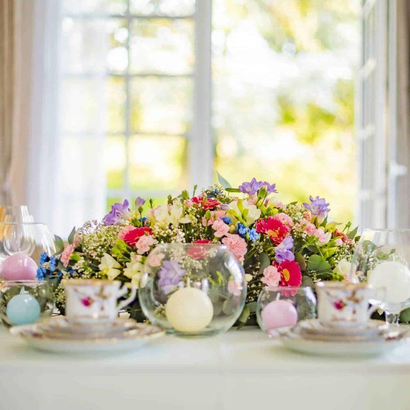 La décoration de votre table