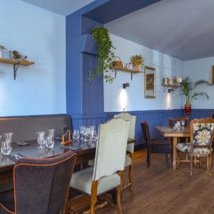 Visite photo d'un restaurant