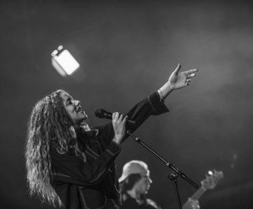 KIMBEROSE en concert durant le Nancy Jazz pulsations | Vincent Zobler - Photographe