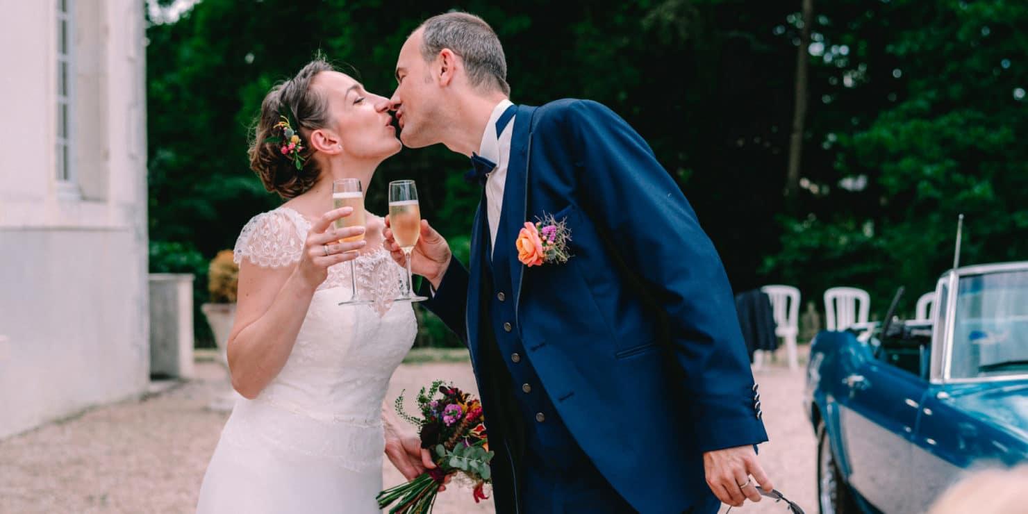 Mariage de Audrey et Roman