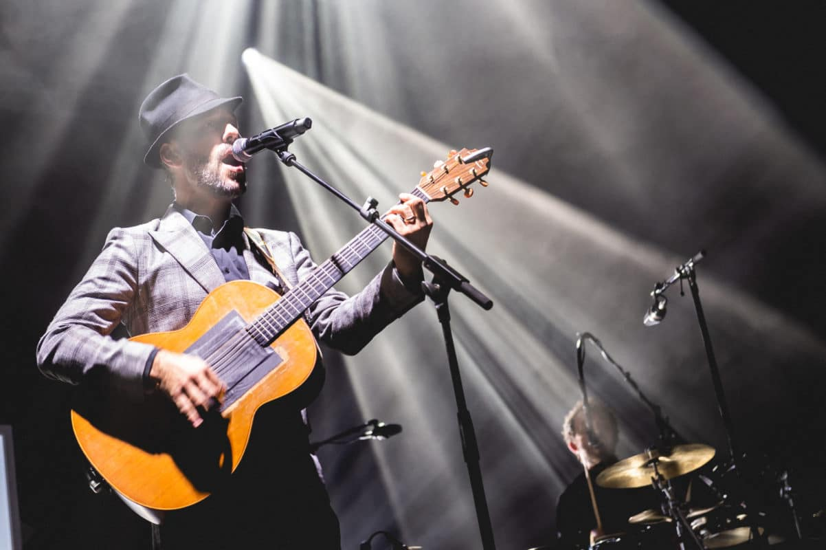 Charlie Winston En Concert | Vincent Zobler