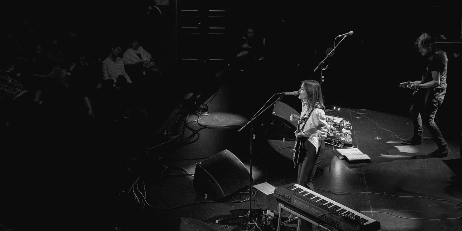 Keren Ann au Nancy jazz pulsations 2019 - Salle poirel