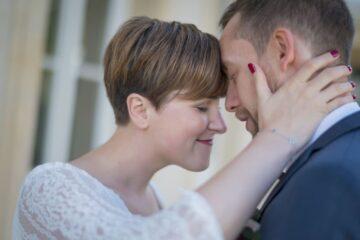 Mariage : Émeline Et Pablo