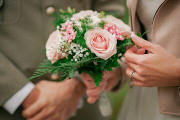 mariage de sandrine et rené